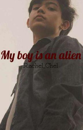 My Boy is an Alien by Rachel_chell