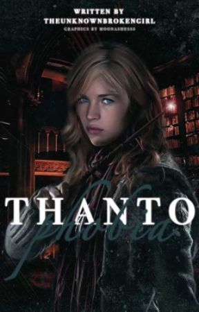THANTOPHOBIA ① g.weasley by TheUnknownBrokenGirl