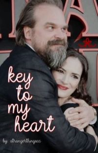 key to my heart | a danona fanfic cover