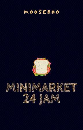 Minimarket 24 Jam by mooseboo