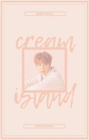 CREAM ISLAND. ˢʰᵒᵖ by moondowoon
