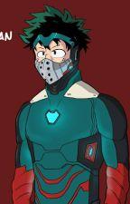 Iron Man Izuku by AnimeEagleScout