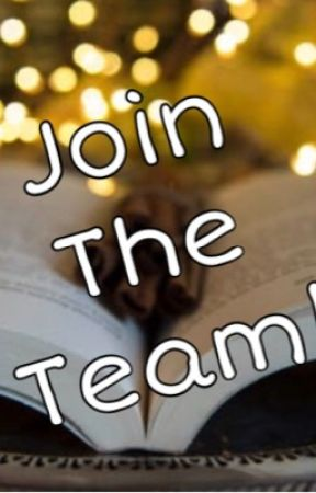 Join the team! by WritersClimax