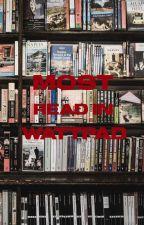 MOST READ IN WATTPAD  by Eliee101
