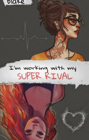 I'm Working with My Super Rival [Lesbian, GirlxGirl] by itsabadluckcharm