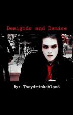 Demigods And Demise (Gerard Way x Reader) by Theydrinkblood