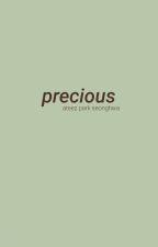 Precious {Park Seonghwa} by sleepysash