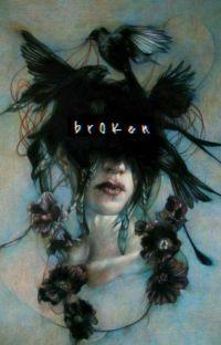 Broken words cover