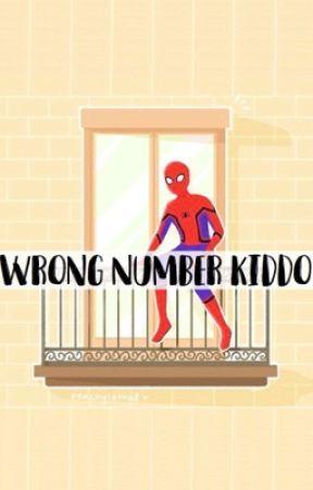 Wrong number kiddo 📱 by Purplrkth