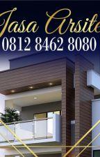 BERKUALITAS !!! 0812.8462.8080 (Call/WA) Jasa Desain Rumah Ciputat Citra Indah by tarifjasaarsitek1