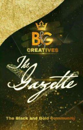 BG Creatives: The Gazette by BGCommunity