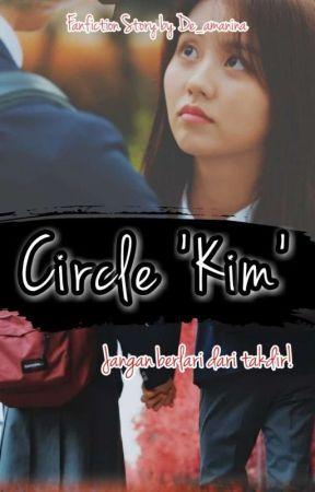 Circle Kim  by De_Amanina