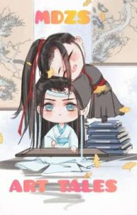 MDZS ART TALES  cover