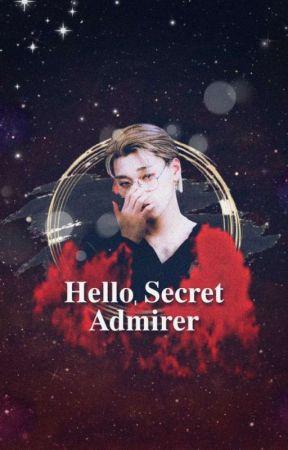 Hello, Secret Admirer ~YUNSAN~ by mallowray