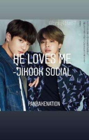He loves me -Jikook Social by pankakenation