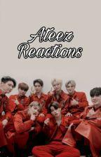 Ateez Reactions ✨ by jolbekiana