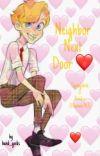 Neighbor Next Door ❤️ Spongebob X !FEMALE! Reader Human AU cover