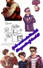 Peter Parker Field Trips And More by Alpha_Mate_Agreste