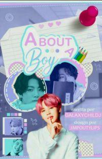 About a boy | jjk+pjm cover