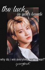 the luck in your hands - seo changbin by iyongbok