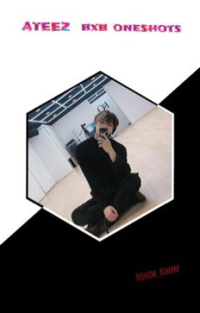 ATEEZ oneshots •{BXB}• by heenim_kimbap