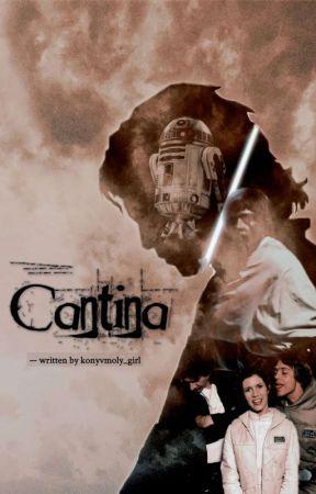 CANTINA ( ❛𝒔𝒕𝒂𝒓 𝒘𝒂𝒓𝒔❜ ) by konyvmoly_girl