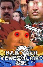 Haikyuu!! Venezolano 2 by rebeeek