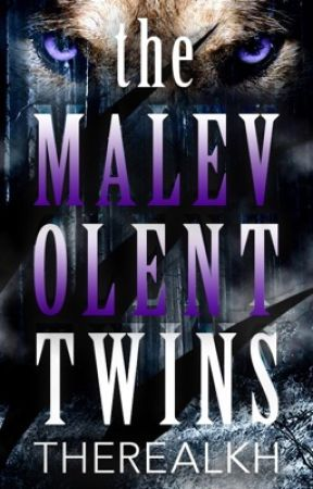 The Malevolent Twins by keyleehargis