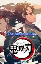 Kimetsu no Yaiba: The Modern Era by KuroJ13