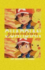 guardian ➸ ash ketchum  by lovekths