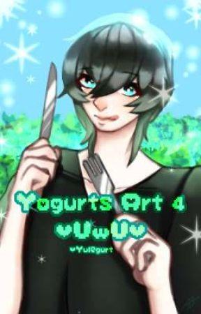Yogurts Art 4  by Yulegurt