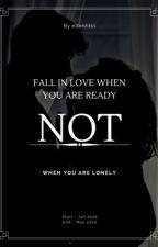 შეიყვარე მაშინ როცა მზად ხარ და არა მაშინ, როცა მარტო ხარ | ✔︎ by Aadissonnn