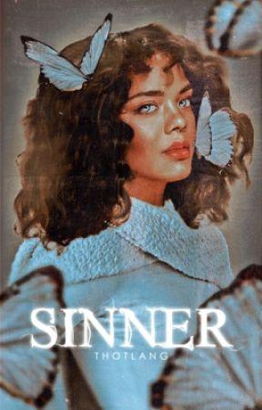 SINNER! ⁽ ᵗʰᵉ ᵐᵃⁿᵈᵃˡᵒʳⁱᵃⁿ ⁾ by thotlang