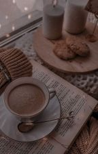 Coffee with milk by Feraurimar