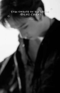 True owners of the blood (BANG CHAN) cover
