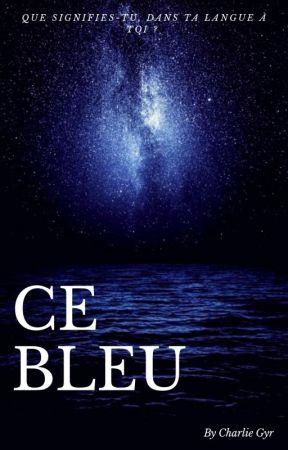 Ce Bleu- [five Shots - BTS]  by charliegyr