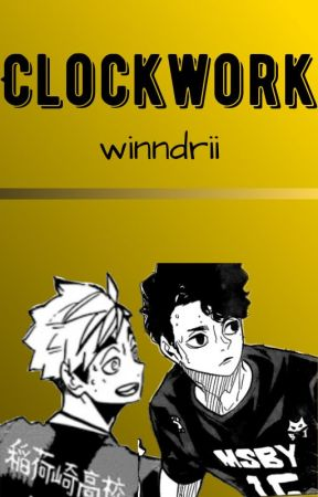 [ DISCONTINUED ] Clockwork || SakuAtsu by winndrii
