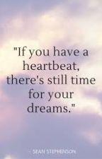 Μόνο ένα όνειρο ή έπεται και συνέχεια by GlykeriaKolokotroni