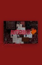 butter beer || hp instagram 2.0 by lordlodge