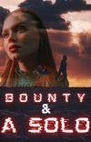 Bounty & A Solo (The Mandalorian x OC) cover