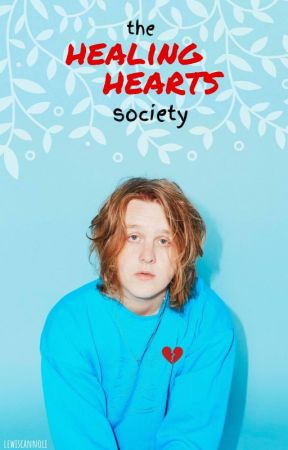 the healing hearts society [lewis capaldi] by lewiscannoli
