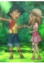 Ash and Serena: Kanto Journey (Pokemon) by TyranitarFanatic51