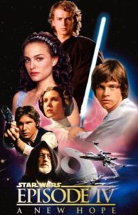 a new hope - time travel au cover