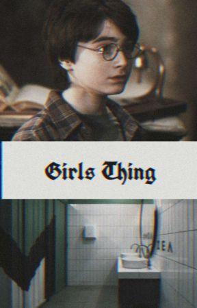 Girls thing - Tomarry by babykarol__