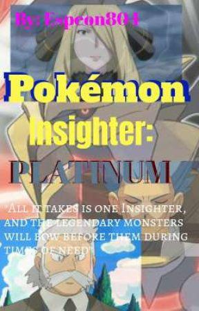 Pokémon Insighter: Platinum by Espeon804