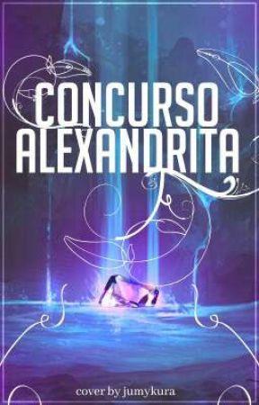 Concurso Alexandrita📍Fechado📍 by concursoalexandrita