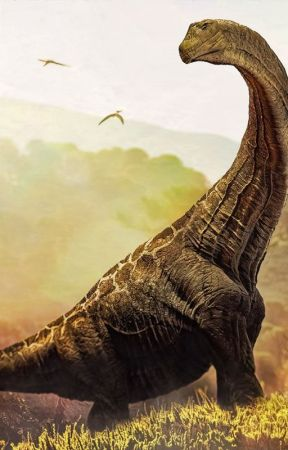 Dinosaurs by jespah
