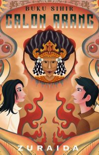 Buku Sihir Calon Arang (PROSES PENERBITAN) cover