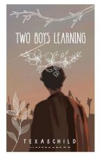 Two Boys Learning by texaschild19