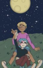 See The Stars ~ A Salvis Fanfic by AlyxWritesThings